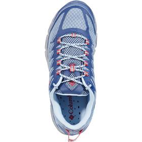 Columbia Ventrailia II Outdry Shoes Damen dark mirage/sunset red